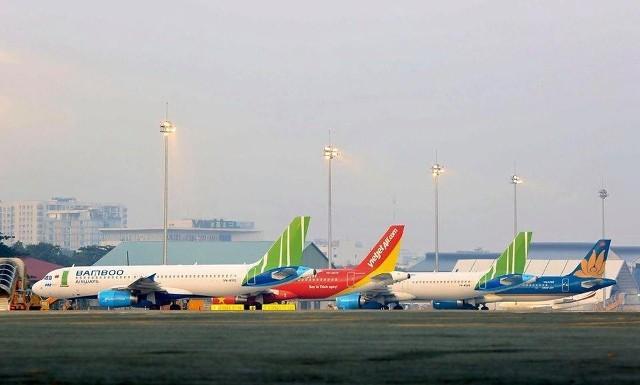 Cục Hàng không Việt Nam báo cáo Bộ Giao thông vận tải triển khai lịch bay vận chuyển khách quốc tế thường lệ vào Việt Nam