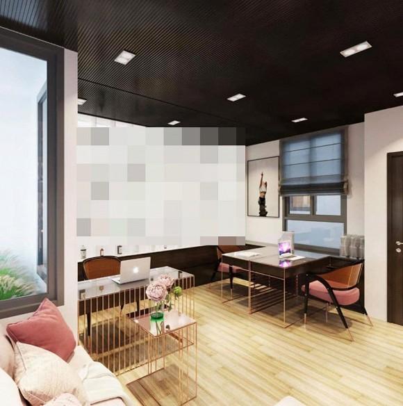 Hải Băng khoe căn phòng chồng thiết kế riêng theo sở thích của mình