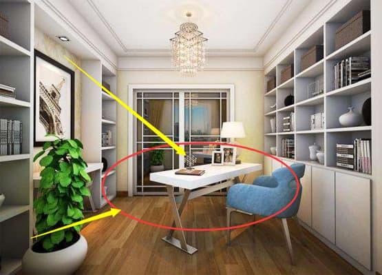 Cần chú ý những kiến thức gì khi đặt đồ trang trí trong phòng làm việc và cách hóa giải tài vận?