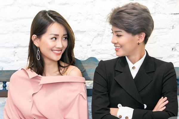MC Quỳnh Chi đính chính mối quan hệ với Thùy Dung - Ngôi sao