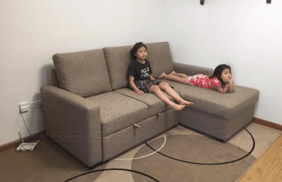 sofa giường, mẫu sofa đẹp, thế giới sofa