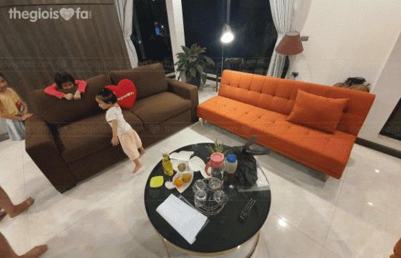 Phong thủy phòng khách, sofa phòng khách, người mệnh hỏa, thế giới sofa