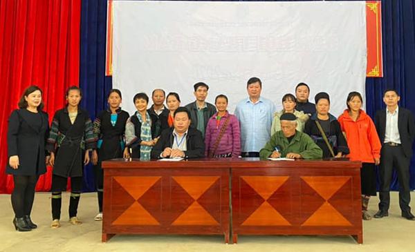 Sa Pa (Lào Cai): Ký cam kết không chèo kéo, đeo bám khách