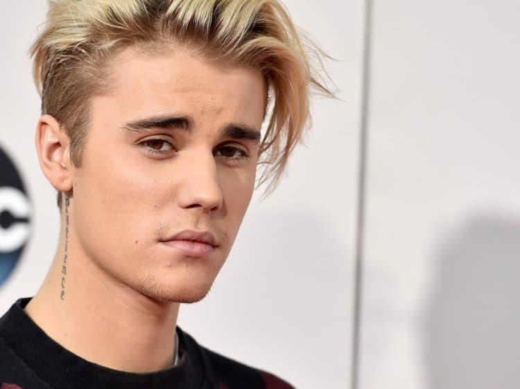 Thông tin tiểu sử Justin Bieber
