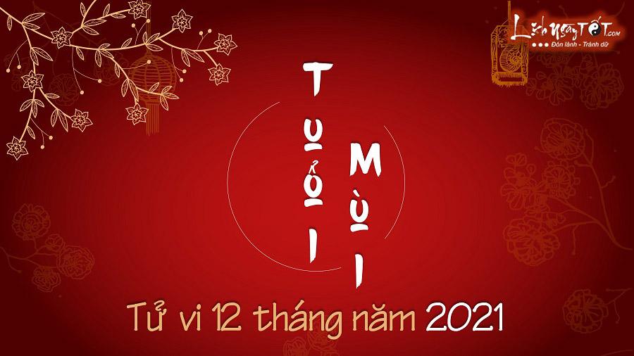 TỬ VI TUỔI MÙI 2021: Xung Thái Tuế kích phát suy nghĩ kỳ quái, lợi bất cập hại