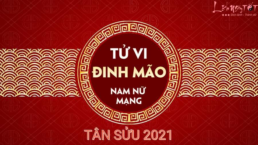 Tử vi tuổi Đinh Mão 1987 năm 2021: Có cơ hội phát triển nhưng chưa thực sự rực rỡ