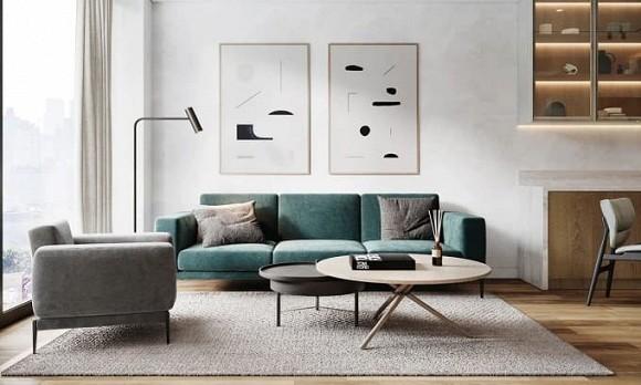 Bất ngờ với 4 mẹo bố trí nội thất cho căn hộ nhỏ, sử dụng nó để làm cho ngôi nhà của bạn rộng hơn gấp 10 lần