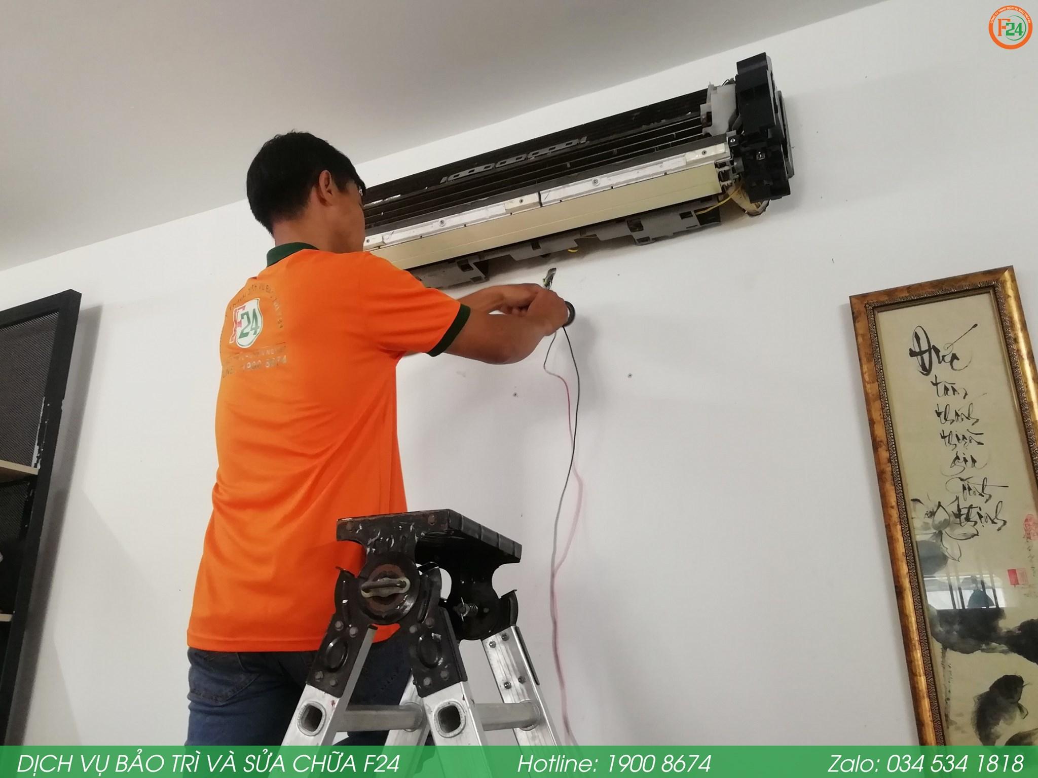 Lắp Đặt Máy Lạnh Quận 1 TpHCM | Nhanh Chóng & Chuyên Nghiệp