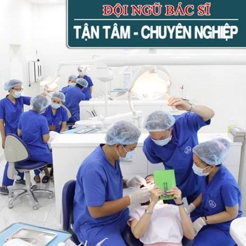 Địa chỉ nha khoa uy tín tại TPHCM   Điều trị bệnh nha chu ở đâu là tốt?